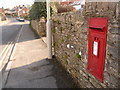 SZ0278 : Swanage: postbox № BH19 115, High Street by Chris Downer