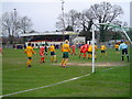 TQ1730 : Queen Street, ex-home of Horsham FC by nick macneill