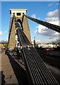 ST5673 : Chains of the Clifton Suspension Bridge : Week 8