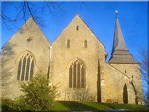 SO2956 : St Mary's Church by Trevor Rickard