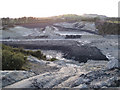SX8473 : Stover Quarry by Robin Stott