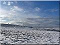 NG3549 : Edinbane wind farm by Richard Dorrell