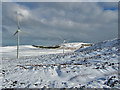 NG3547 : Edinbane wind farm by Richard Dorrell