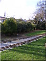 TQ4484 : Miniature Railway, Barking Park by Adrian Cable