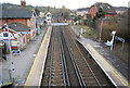 TQ7323 : Robertsbridge Station, looking south by N Chadwick
