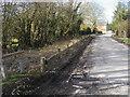 SP8417 : Manor Road by Shaun Ferguson