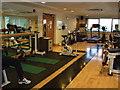 TQ3602 : Gym at St Dunstan's by Paul Gillett