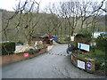 SJ5074 : Caravan Site by R Greenhalgh