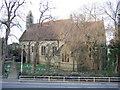 TF3903 : The Church at Guyhirn by Richard Humphrey