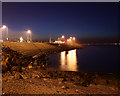 J5082 : Back of the Eisenhower Pier, Bangor by Rossographer