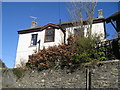 SX5455 : Castle Cottage (Cott) by Colin Vosper