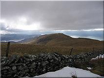 SH6422 : Southern Diffwys ridge by Rudi Winter