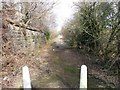 NS7063 : Old Road at Aitkenhead by Robert Murray