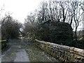 NS7063 : The Old Aitkenhead Bridge by Robert Murray