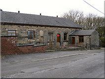 SD7612 : Four Lane Ends Congregational Church by David Dixon