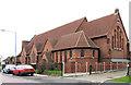 TQ4786 : St Thomas, Haydon Road, Becontree by John Salmon