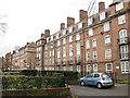 TQ3279 : Housing on Manciple Street (backs) by Stephen Craven