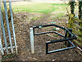 SP1684 : Access point to country park, Greenvale Avenue, Sheldon, Birmingham by Brian Robert Marshall