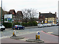 SP1483 : Junction between Old Lode Lane and Hobs Moat Road, Solihull by Brian Robert Marshall