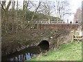 SJ8329 : River Sow bridge near Eccleshall by John M