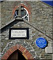 Photo of William Crolly blue plaque