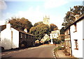 SX2281 : Altarnun village centre, Cornwall by nick macneill