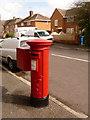 SZ0094 : Waterloo: postbox № BH17 246, Milne Road by Chris Downer