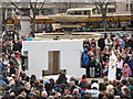 TQ3080 : Trafalgar Square passion play: the Resurrection by Stephen Craven
