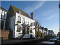 TQ8209 : The Stag Inn, 14, All Saints' Street, Hastings by Oast House Archive
