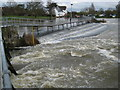SU7885 : River Thames: Hambleden Weir by Nigel Cox