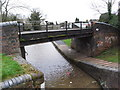 SO8556 : Bridge No. 13, Worcester and Birmingham Canal by Chris Allen