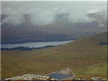 NN4881 : View towards Loch Laggan by Nigel Brown