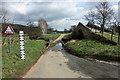NZ7107 : The ford beside Duck Bridge : Week 14