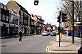 TQ2496 : Barnet:  High Street by Dr Neil Clifton