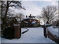 SU2941 : Grateley - Georgia Farm by Chris Talbot