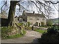 ST7568 : Manor House, Swainswick, Bath by Rick Crowley