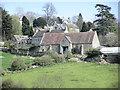 ST7568 : Manor House Barn , Swainswick, Bath by Rick Crowley