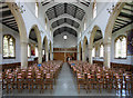 TQ3158 : St John the Evangelist, Old Coulsdon, Surrey - West end : Week 15