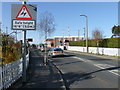 TM2320 : Level crossing, Connaught Avenue, Frinton-on-Sea by PAUL FARMER
