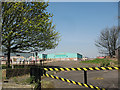 TQ4078 : Former Maritime Industrial Estate, Charlton by Stephen Craven