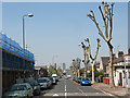 TQ4078 : Tunnel Avenue, East Greenwich by Stephen Craven