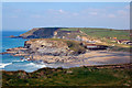 SW6620 : Church Cove, Gunwalloe by Trevor Harris