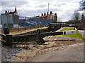 SD8810 : Rochdale Canal, Lock 51 by David Dixon