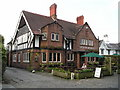 SJ6386 : The Rams Head Inn Pub, Grappenhall by canalandriversidepubs co uk