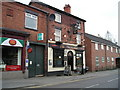 SJ7065 : The Narrowboat Pub, Middlewich by canalandriversidepubs co uk