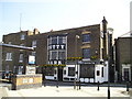 TQ3878 : The Cutty Sark Tavern Pub, Greenwich by canalandriversidepubs co uk