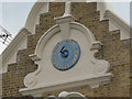 TQ3877 : Sundial on the Prince of Greenwich by Stephen Craven