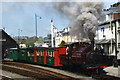 SH5738 : Palmerston Departs From Porthmadog Harbour, Gwynedd by Peter Trimming