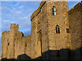 SH4762 : Caernarfon Castle : Week 18