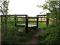 TL6457 : Stile to Icknield Way Path by Hugh Venables